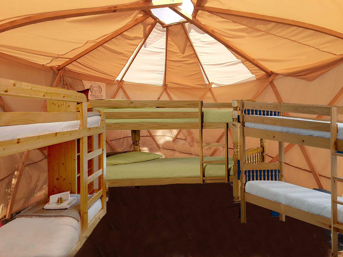 yurt-hostel