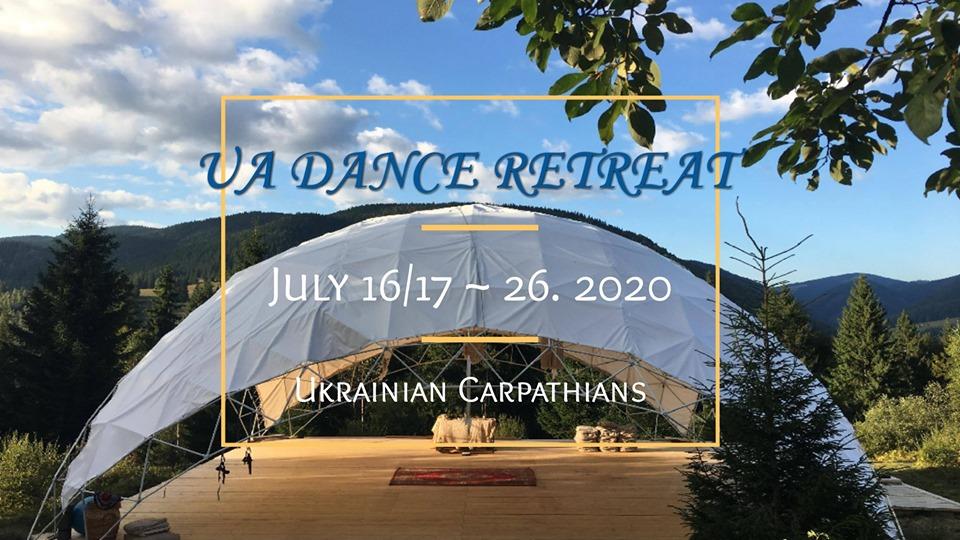 UA Dance & Travel ZOUK Retreat #2 in Carpathians, 17-24 July